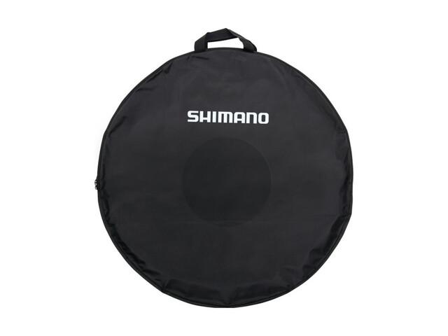 """Shimano Wieltas voor MTB wielen tot 29"""" zwart"""